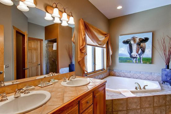Elk Run Townhomes: Bathroom