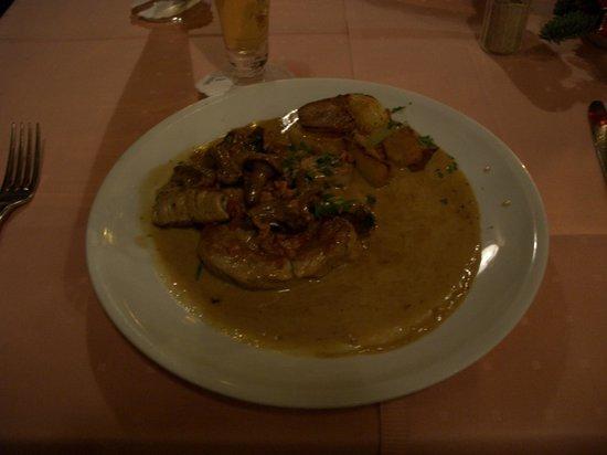 Marjellchen: Ужин