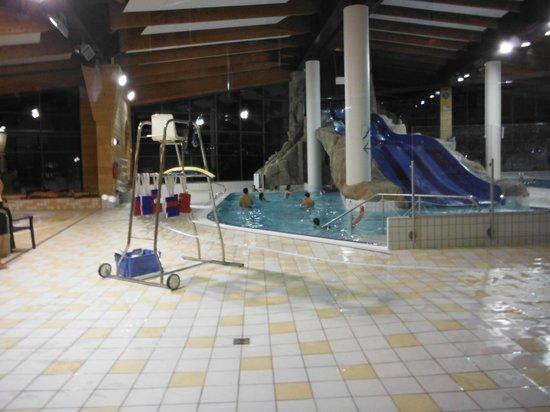 Espace aquatique Le Lagon : Toboggans