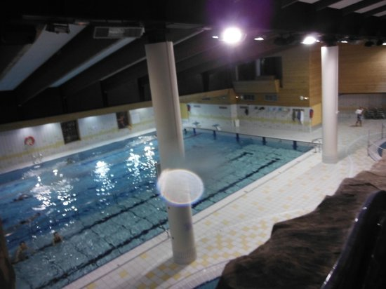 Piscine olympique picture of le lagon swimming pool - Piscine olympique paris ...