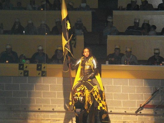 Medieval Times Dinner & Tournament: Mounted Knight