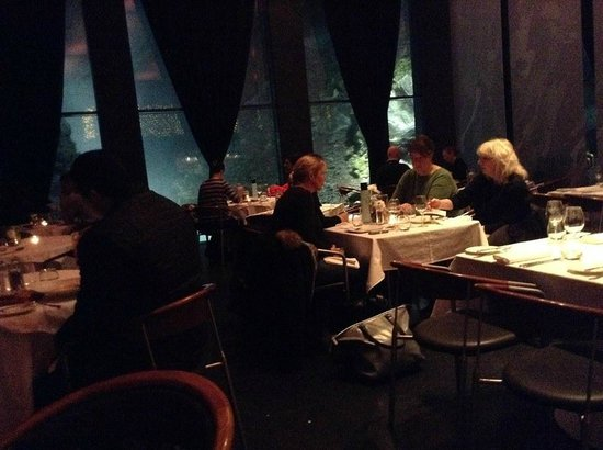 Blue Lagoon : Fine dining at the Lagoon