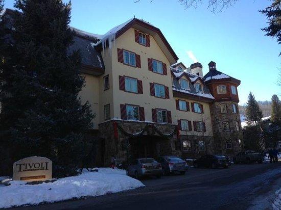 Tivoli Lodge: Welcoming you to Tivoli