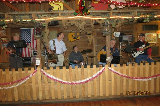 The Cajun Traditioin Band Picture Of D I S Cajun
