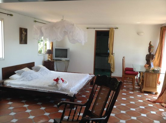 Kristal'Inn Cottage: one of the bedroom