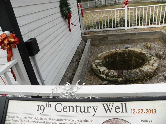 Pensacola Lighthouse and Museum: Historic Well
