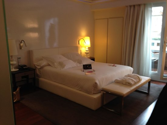 Gran Hotel Nagari Boutique & Spa: Loft Premium Room (Standard Double Room)