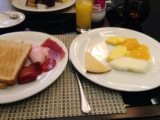 Gran Hotel Nagari Boutique & Spa: Breakfast