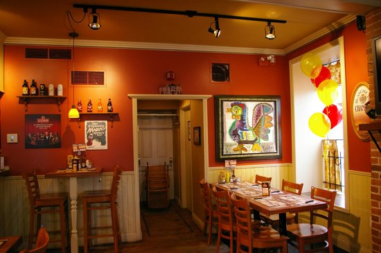 Phil Smoked Meat : ancien resto 3