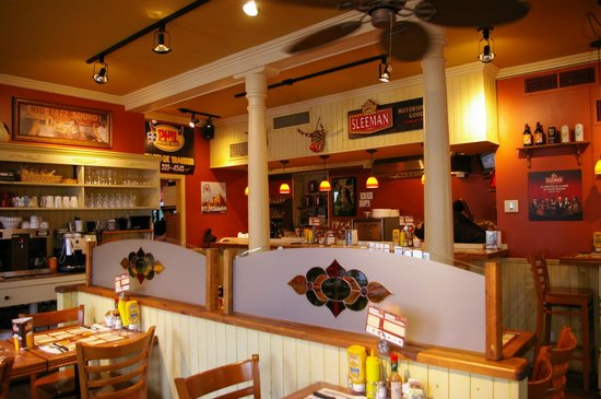 Phil Smoked Meat : ancien resto 2