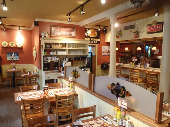 Phil Smoked Meat : ancien resto 1