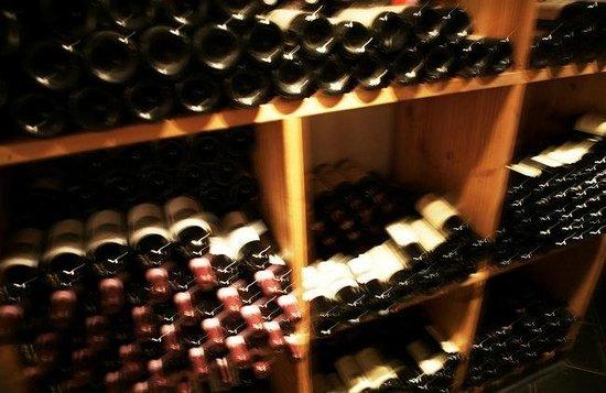 L'Altro : Wine cellar