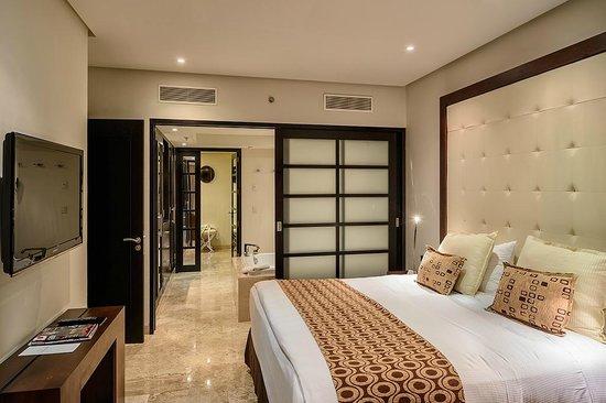 Dormitorio master suite: fotografía de Paradisus Playa del ...