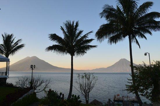 Jardines del Lago: Morning view