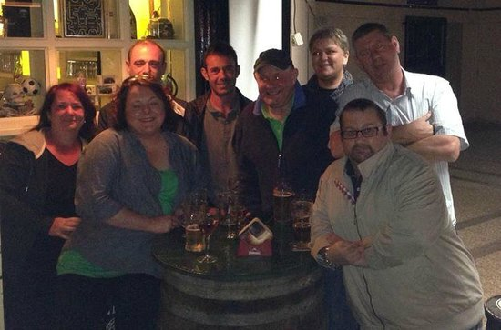 Boot & Ball British Sports Bar: Good time had by all