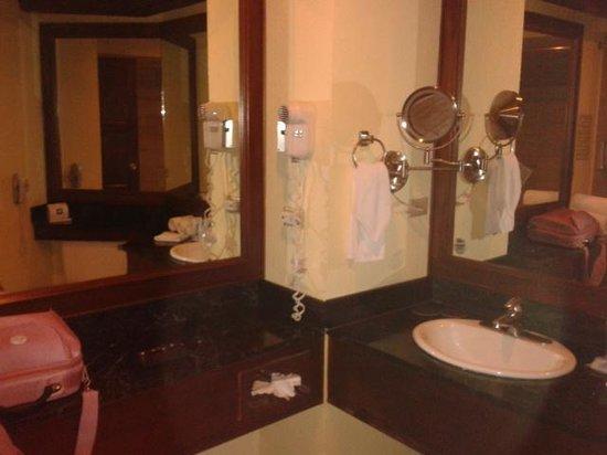 Wyndham San Jose Herradura Hotel and Convention Center: Baño