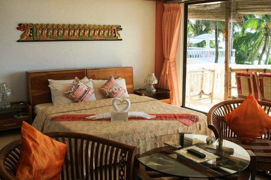 Nigi Nigi Too Beach Resort: bed