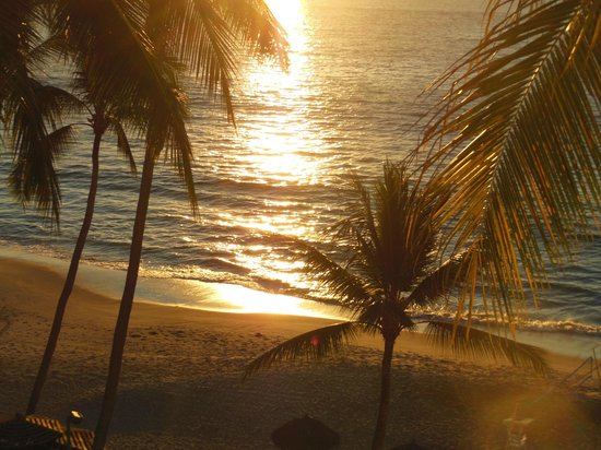 Hyatt Ziva Puerto Vallarta: Beautiful sunsets