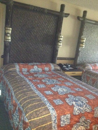 Disney's Polynesian Village Resort : Beds
