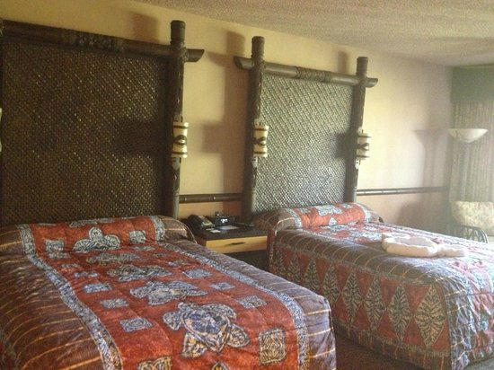 Disney's Polynesian Village Resort : Beds