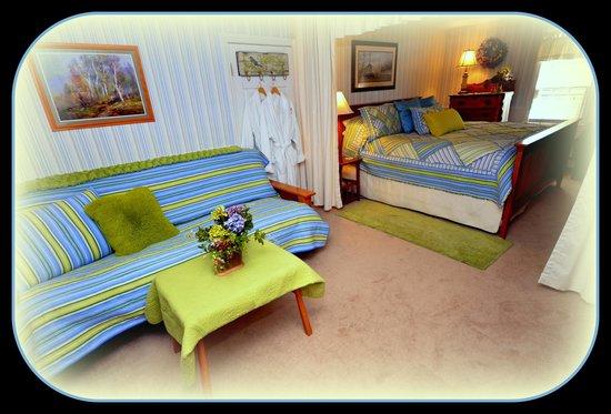 The Clarke House Bed & Breakfast : Birch's Room