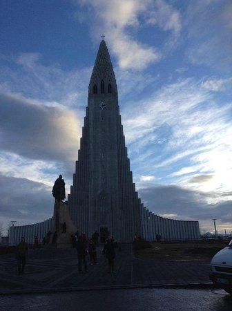 Iglesia de Hallgrímur (Hallgrimskirkja): Tower