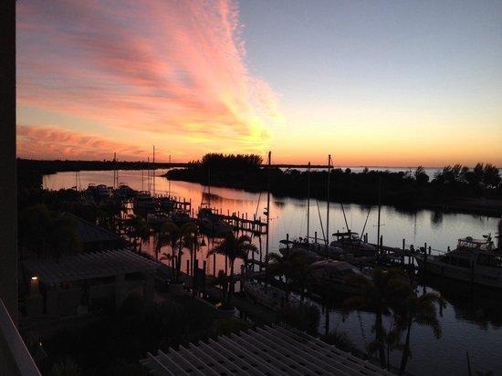 The Inn at Little Harbor : Sunset at Little Harbor