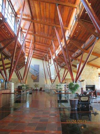 Villa Paradisa Guest House: Villa Paradisa reception
