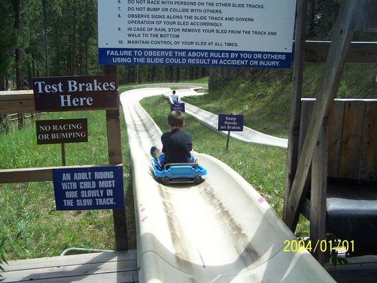 Rushmore Tramway Adventures : Wheeeeeeeeee!!!!!!!!!!!!