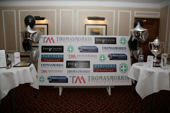 Huntingdon Marriott Hotel: Drinks Reception