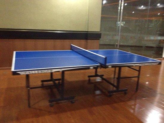 KSL Hotel & Resort: Tennis table at KSL