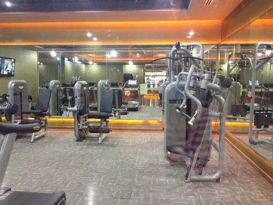 Gym or fitness room at ksl picture of ksl hotel resort johor