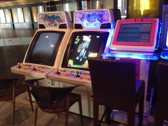 KSL Hotel & Resort: Game machine at KSL