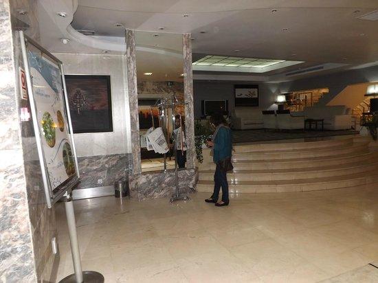 Hotel Travel Park: salon