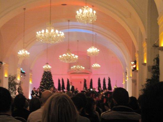 The Vienna Philharmonic : ochestra