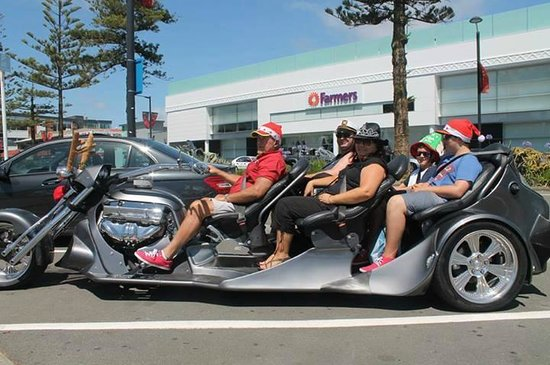 Supertrike Tours and Hire: I'm a cowboy, on a steel horse I ride I'm wanted dead or alive