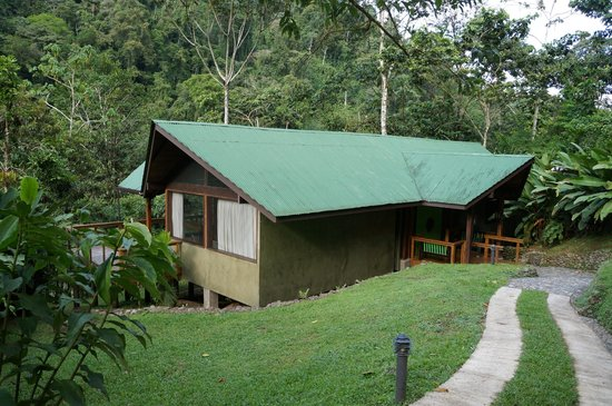Pacuare Lodge: The Laura - One of the Linda Vista Suites