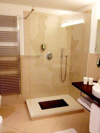 Boutique Hotel Zum Rosenbaum: Walk In Shower