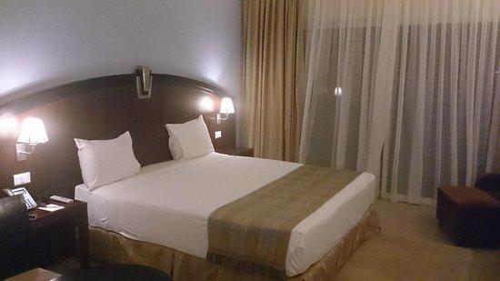 Stella Di Mare Beach Hotel & Spa : Chambre deluxe vue sur mer