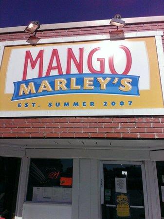Mango Marley's: Jan 2014