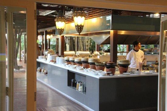 Burasari Resort: Breakfast Buffet