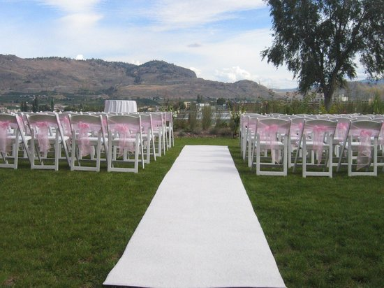 Watermark Beach Resort: Wedding Ceremony