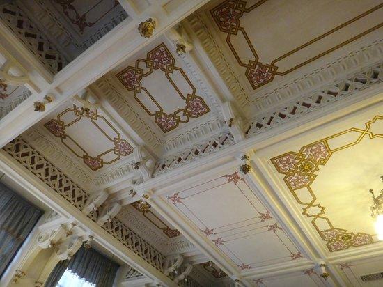 Hotel Palatinus City Center: Dining room (detail).