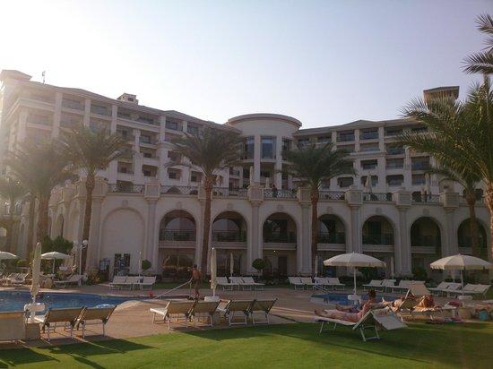 Stella Di Mare Beach Hotel & Spa: Hôtel bâtiment principal
