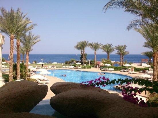 Stella Di Mare Beach Hotel & Spa: 2ème piscine