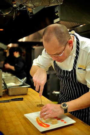 Satterfield's Restaurant: In the Kitchen with Executive Chef Haller Magee
