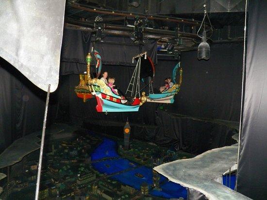 Walt Disney World: Peter Pan's Flight