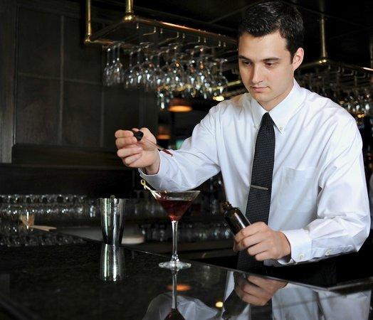 Satterfield's Restaurant: In the Bar with Mixologist, Josh Schaff