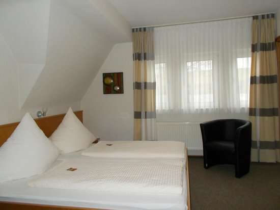 Berghotel Lenneplätze Winterberg: 2 persoons comfort kamer