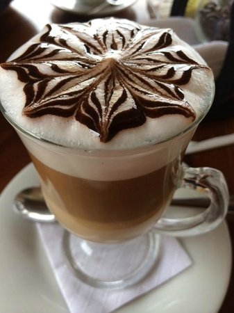 My Coffee Lounge & Restaurante: You can see the love given into this Cappuccino